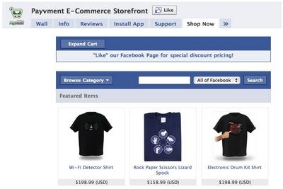 Cómo montar tu propia tienda en Facebook 1